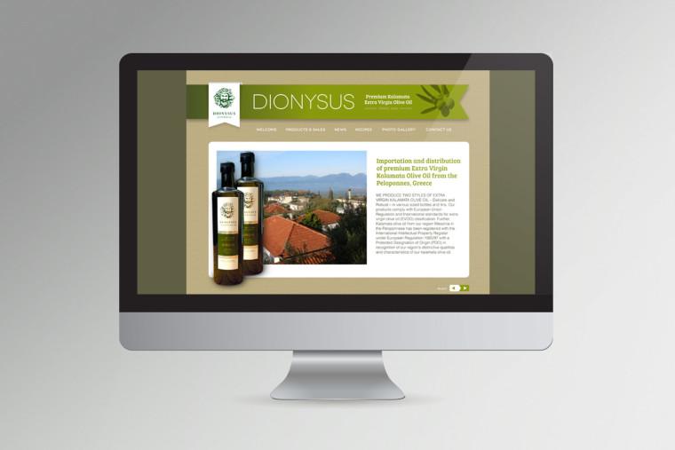 Dionysus web main