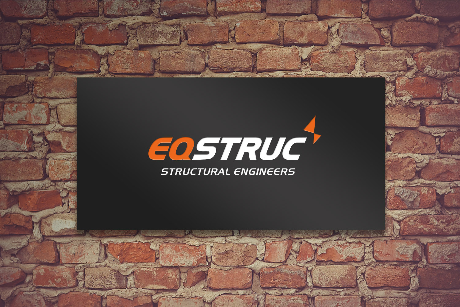 Logo sign EQ STruc