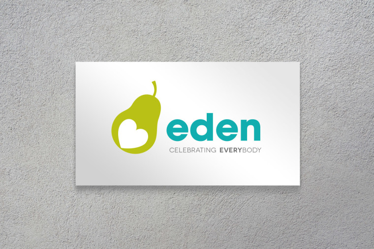 Eden logo sign
